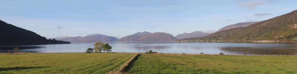 New Hey to North Ballachulish